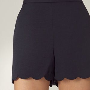 💜2 for $90 Wilfred scalloped trim shorts